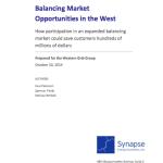 WGG's Synapse EIM Report